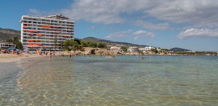 Palmanova, Palma Nova, Beach, Majorca
