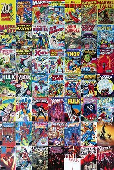 Marvel, Comics, Cartoon, Entertainment, Book, Culture