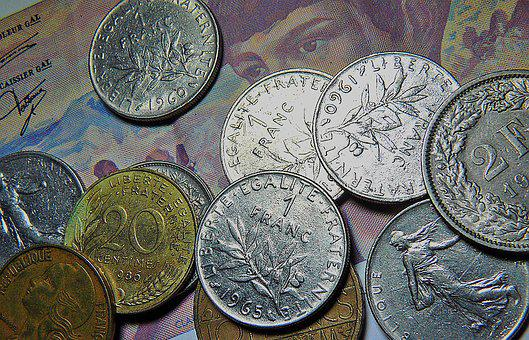 Money, Currency, Coins, Finance, Cash, Geldwert, Coin