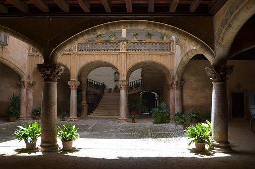 Mallorca, Palma De Mallorca, Palace, Domination Seat