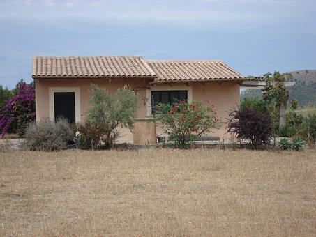 Mallorca, Finka, Hut