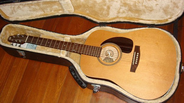 Guitar, Acoustic, Music, Instrument, Sound, String