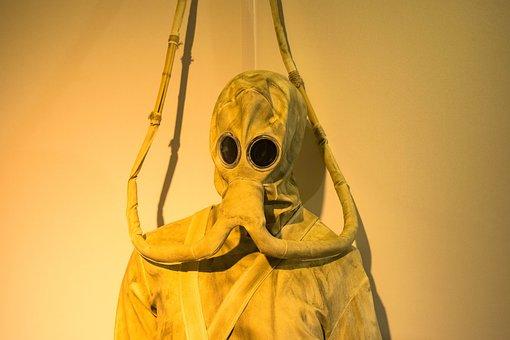Divers, Mask, Glasses, Leather, Leonardo Da Vinci