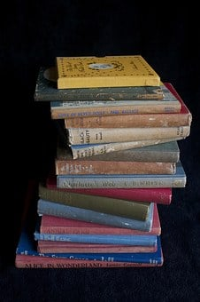 Books, Old Books, Antique, Vintage, Old, Library