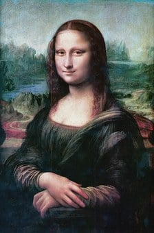 Mona Lisa, Smile, The Joconde, Leonardo De Vinci