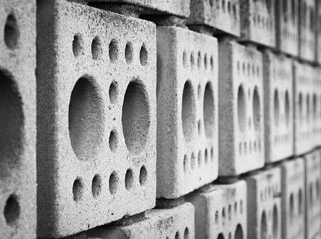 Wall, Bricks, Pen, Obstacle, Worn By, Old, Texture