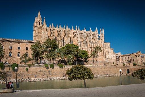 Palma, Majorca, Cathedral, Palma Cathedral