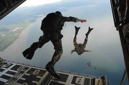 Combat Diver, Special Forces, Sonderkommando, Frogmen