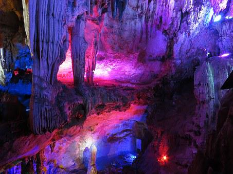 Karst, Cave, Rock, Guilin, Stone, Spectacular