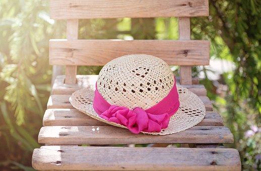 Hat, Summer Hat, Straw Hat, Headwear, Sun Hat