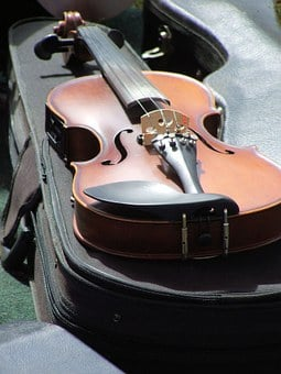 Violin, Instrument, Music, String, Fiddle, Classical