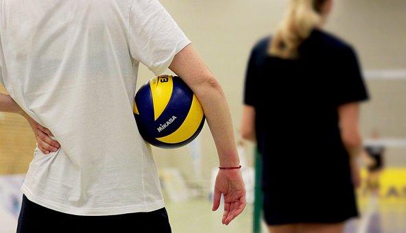 Volleyball, Sport, Ball, Volley, Ball Sports