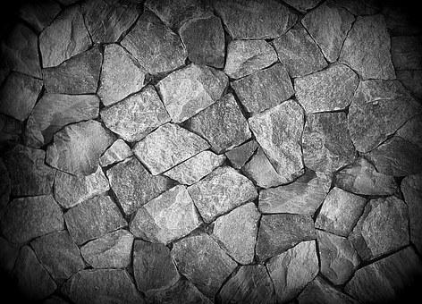 Background, Stones, Structure, Stone Wall, Wall, Grey