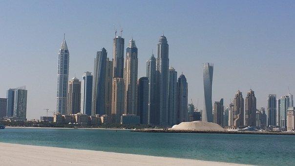 Dubai, Uae, Beach