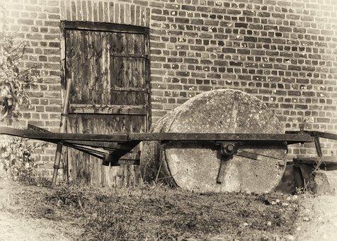 Roll, Farm, Tool, Machine, Harvest, Vehicle, Work