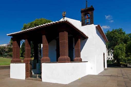 Madeira, Funchal, Church