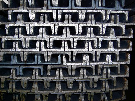 Steel, Metal, Iron, Construction, Carrier, Profile