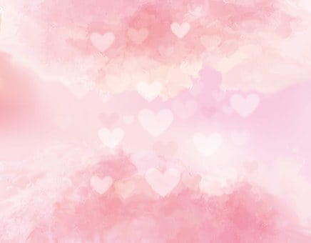 Pink, Heart, Tender, Sweet, Mother's Day, Love