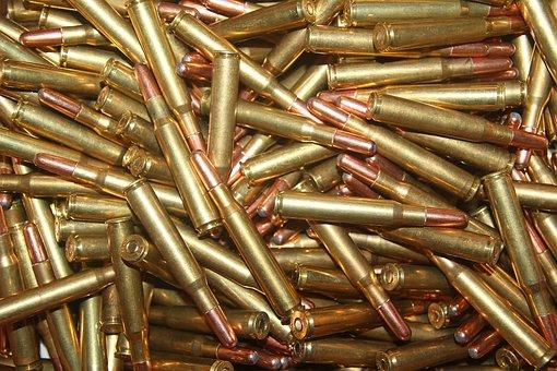 Ammunition, 30-06, Long Arms Ammunition, Cartridges