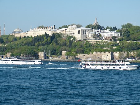 Istanbul, Turkey, Orient, Bosphorus, Old Town, Palace