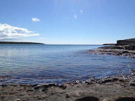 Manitoulin Island, Ontario, Canada, Water, Manitoulin