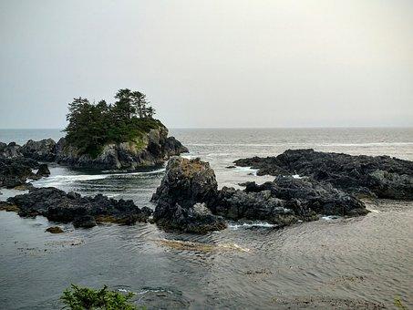 Park, De Fuca, Beach, Environment, British, Columbia