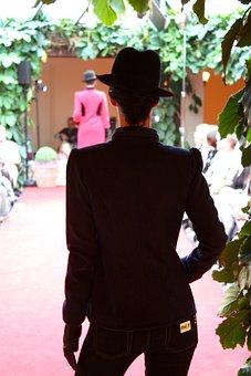 Fashion, Fashion Show, Jeansm, Clothing, Woman