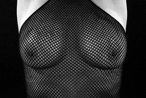 Lingerie, Breasts, Bosom, Female, Female Breasts