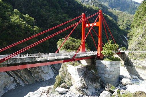 Taiwan, China, Tourism, Taroko, Gorge, Taroko Gorge