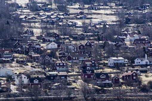 Rättvik, House, Landscapes, By