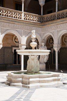 Seville, Architecture, Home Of Pilate
