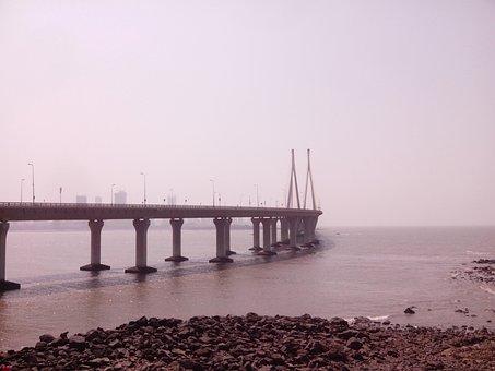 Bandra Worli Sea Link, Sea Link, Mumbai, Bridge