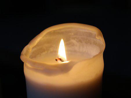 Candle, Mourning, Light, Candlelight, Memory