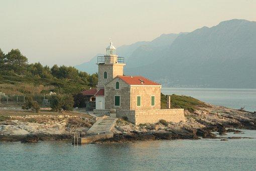 Sucuraj, Hvar, Croatia, Iceland, Lighthouse, An Island