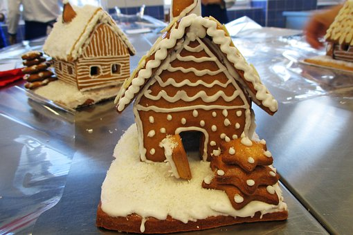 Hansel And Gretel, Confectioner's, Gingerbread