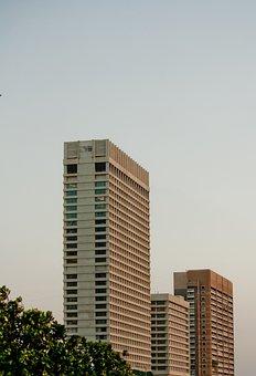 Oberoi, Hotel, Mumbai, Building, India, Architecture