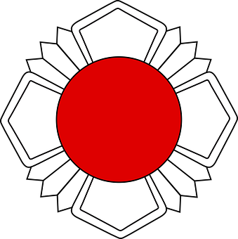 Nippon, Kempo, Icon, Coat Of Arms, Logo