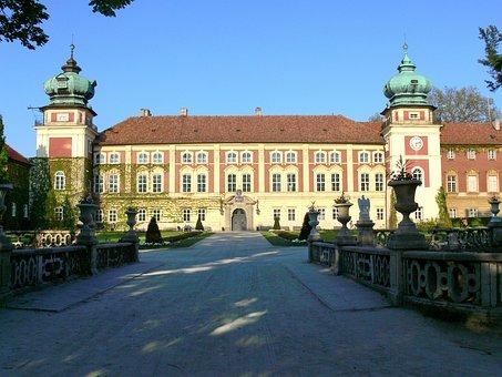 łańcut, Lancut, Palace, Zamek, Potocki
