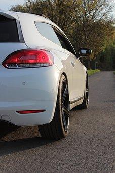 Vw, Scirocco, Auto, Pkw, Dare, Vehicle, Volkswagen