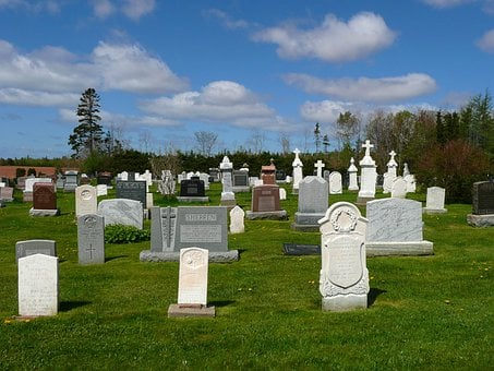 Graves, Cemetery, Graveyard, Tombstone, Cross, Tomb