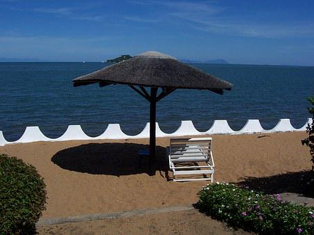 Lake Malawi, Malawi, Salima, Africa, Water, Beach, Lake