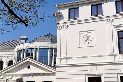 Building, Historically, Hotel, Tourism, Restaurant