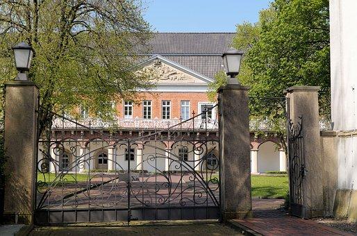 Castle, Goal, Input, Historically, East Frisia, Aurich