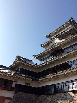 Castle, Matsumoto Castle, Nagano, Building