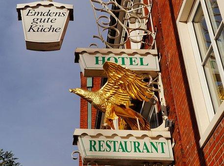 Hotel, Emden, Tradition, Eat, Delicious, Ornament