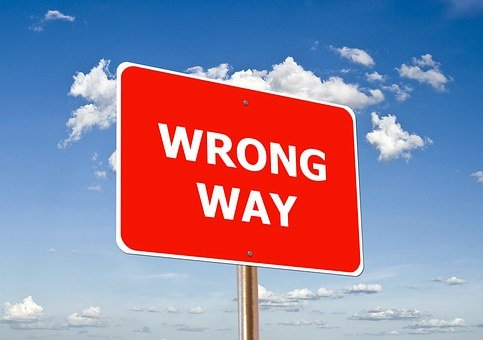 False, Worse Off, Shield, Note, Street Sign, Road Sign