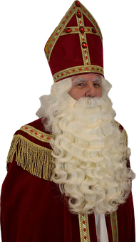Saint Nicholas, Pepernoten, Pakjesavond
