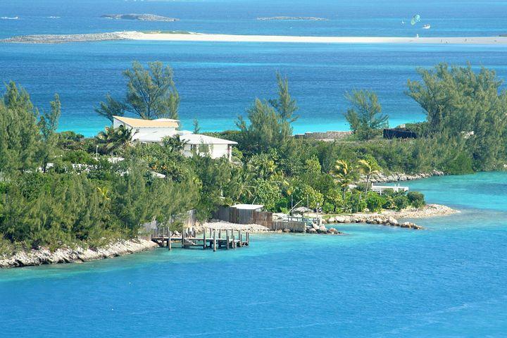 Bahamas, Nassau, Island, Beach, America, Tropical, Sea