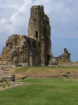 Whitby, Yourshire, Ruins