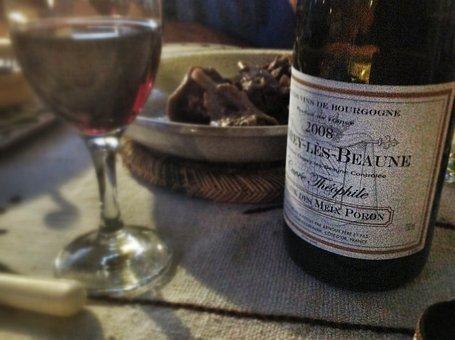 Wine, Red Wine, Chorey The Beaunes